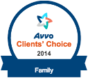 AVVO Clients Choice 2014 Family
