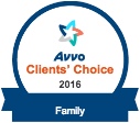 AVVO Clients Choice 2016 Family